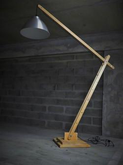 Lampe d'architecte géante