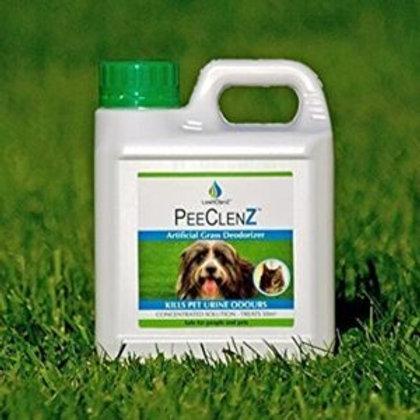 Pee Clenz artificial grass deodoriser