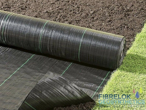 Fibrelok Contractor Woven Geotextile, Choose your length 2m x ANY Length