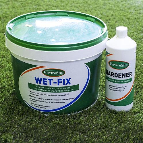 EnviroStik Wet-Fix Adhesive + Hardener