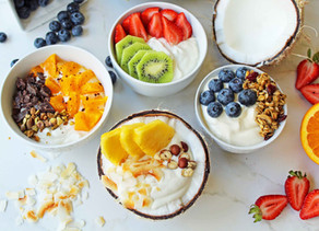 4 quick and nutritious breakfasts on the go