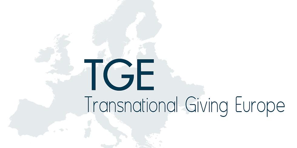 Poznaj TGE i już dziś zacznij zbierać środki za granicą!