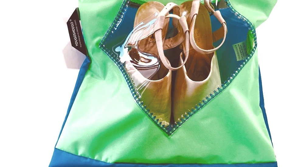 Shoe storage and travel pouch