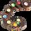 Thumbnail: Bougeoir 9 niveaux