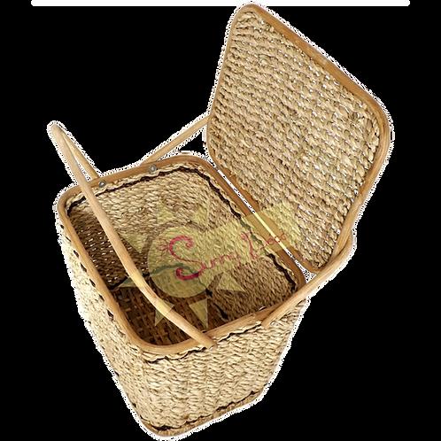 Panier picnic rectangulaire