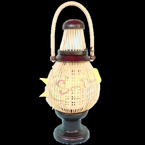 Lampe style lanterne
