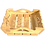 Thumbnail: Plateau rectangulaire en bois