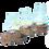 Thumbnail: Bougeoir 3 niveaux