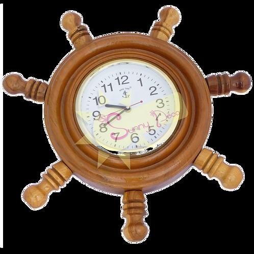 Horloge bar de bateau