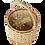 Thumbnail: Panier rond haut avec anse