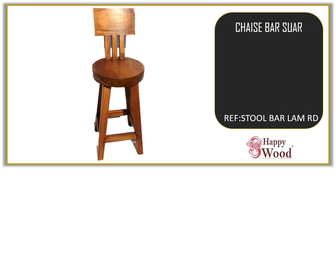 chaise de bar suar