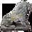 Thumbnail: Lion assis pour chapeau de pilier