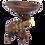 Thumbnail: Porte plante éléphant