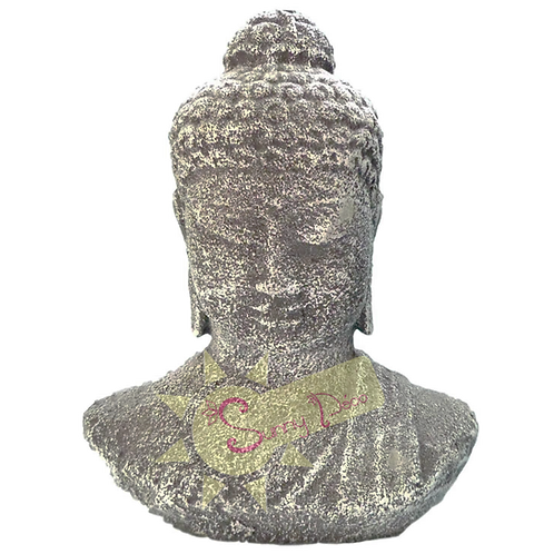 Buste de bouddha