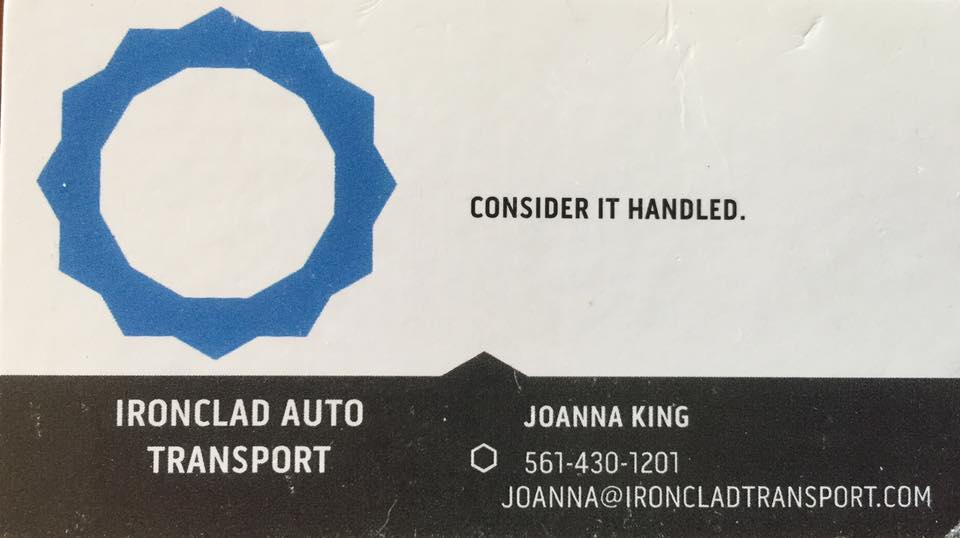 Thanks to IronClad for sponsorship!!