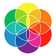 LOGO SEME COLORE  rainbow colour seed of