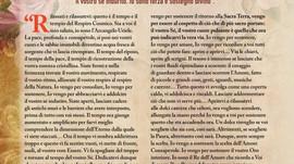 Messaggio dell'Arcangelo Uriele