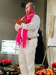 Mike Booth Vicky Wall  Aurasoma terapia del colore cromoterapia Arezzo guarire con i colori benessere olistico