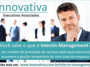 Você sabe o que é Interim Management?
