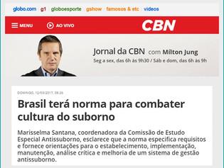 Brasil terá norma para combater cultura do suborno