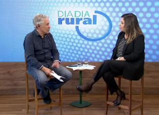 TV BAND   Canal Terra Viva - Programa Dia Dia Rural – Heloisa Beigin fala sobre as startups no agron