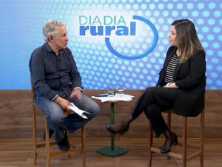 TV BAND | Canal Terra Viva - Programa Dia Dia Rural – Heloisa Beigin fala sobre as startups no agron
