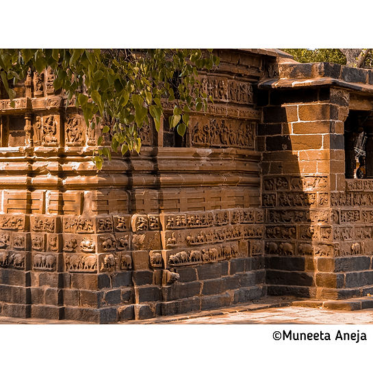 Shiva temple, DevBaloda