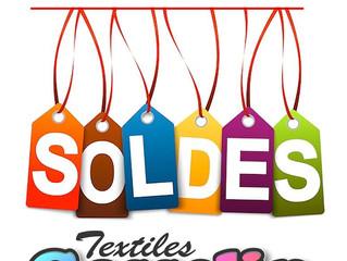 SOLDES -20%, -30%, -50%