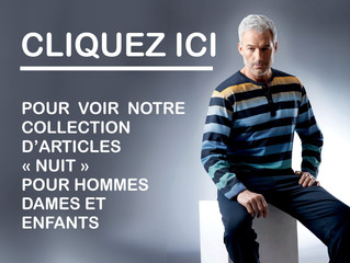 """Superbe collection """"nuit"""" !"""