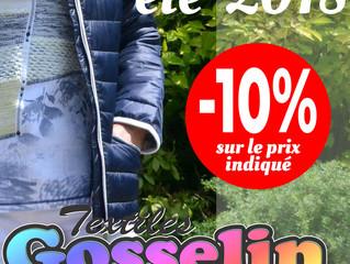 -10% sur les vestes !