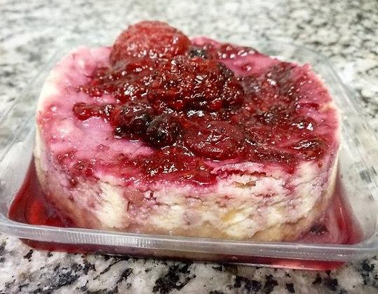 Cheese Cake de Frutas Vermelhas