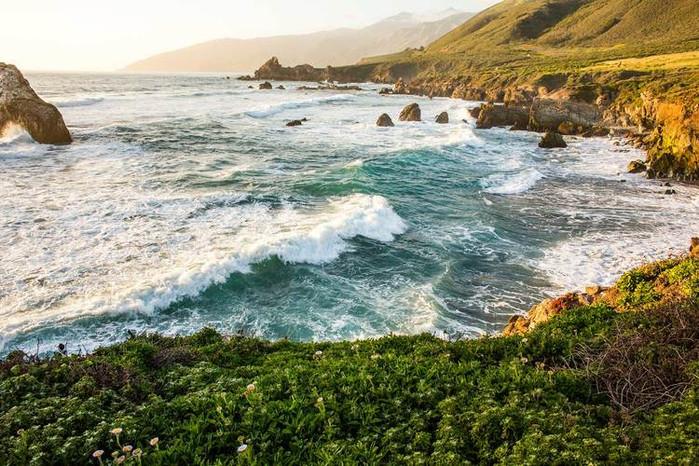 Road Trip Through California's Central Coast