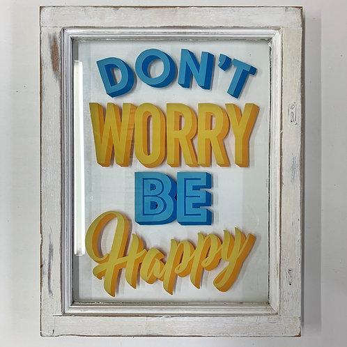 Don't WorryBe Happy