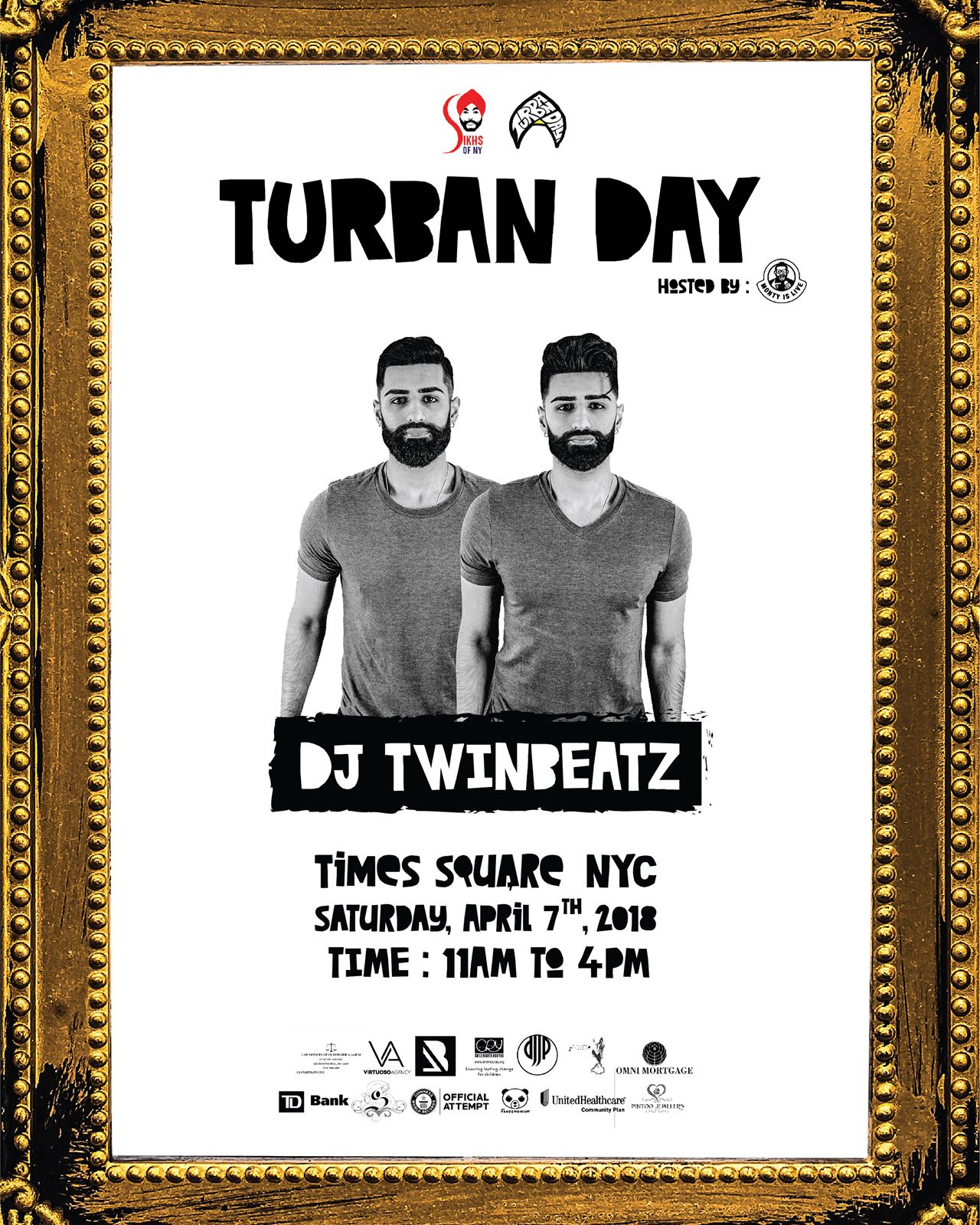 Turban Day at NYC