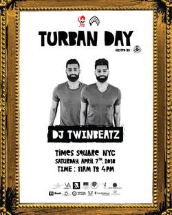 Turban Day at NYC