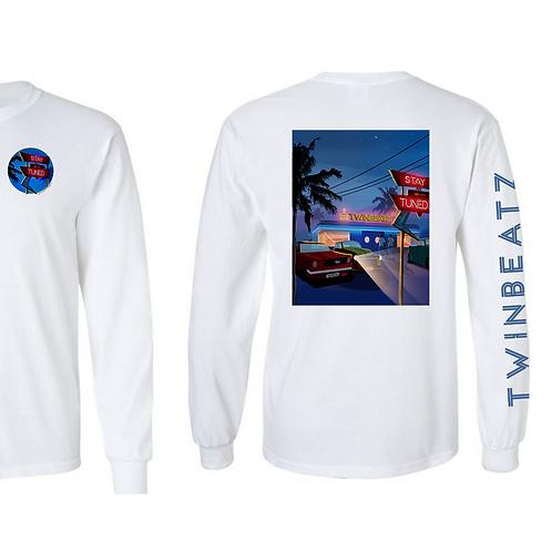 Stay Tuned Long Sleeve Shirt