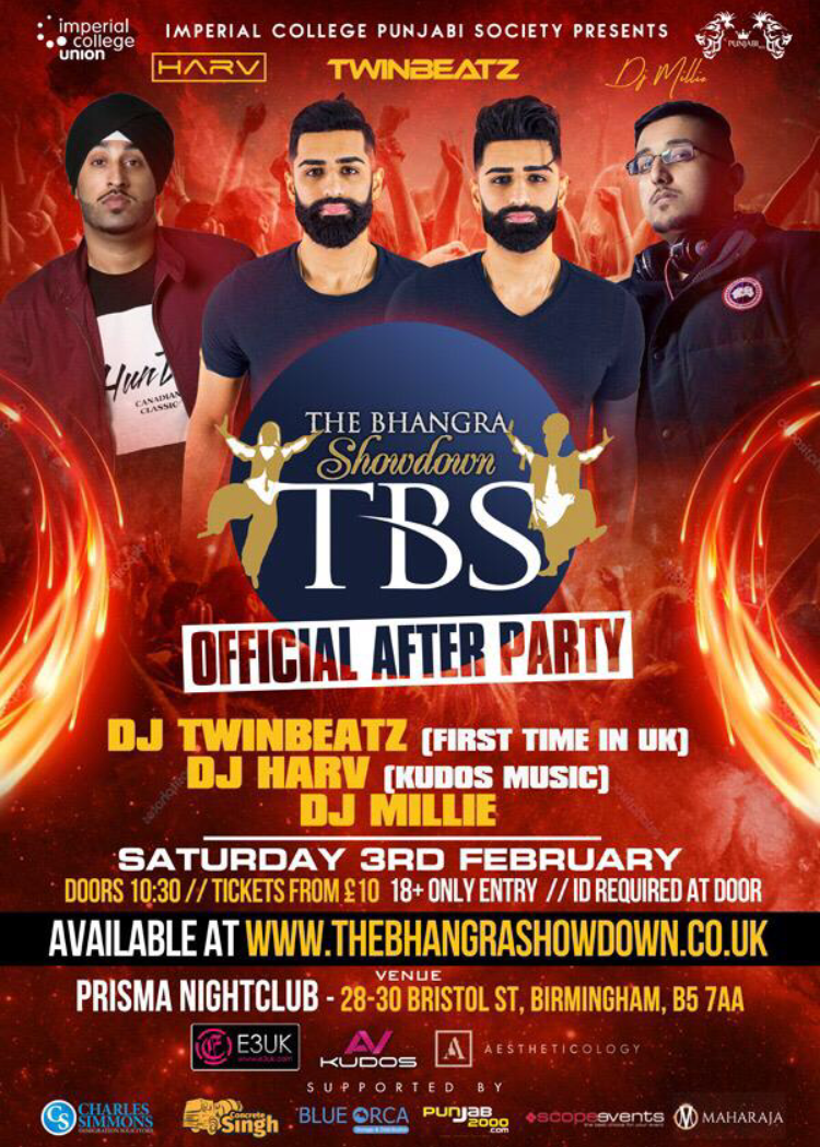TBS After Party - Feat. Twinbeatz