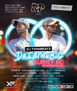 Dream Big At Surrey