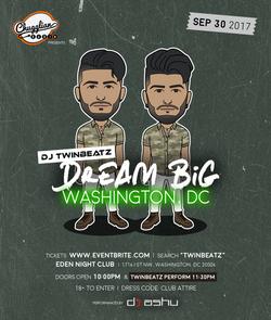 Dream BIG at Washington, DC