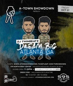 Dream BIG at Atlanta