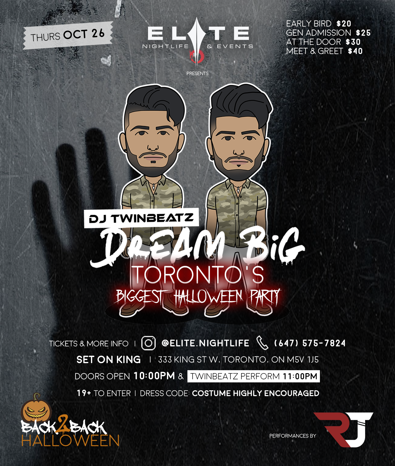 Dream BIG At Toronto