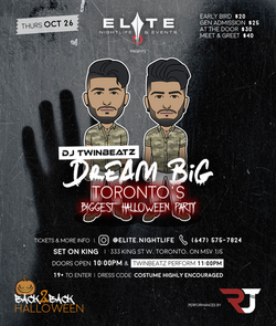 Dream BIG At Toronto