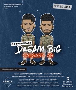 Dream BIG at Calgary