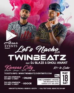 Twinbeatz Live at Kansas City 2019 - Abs