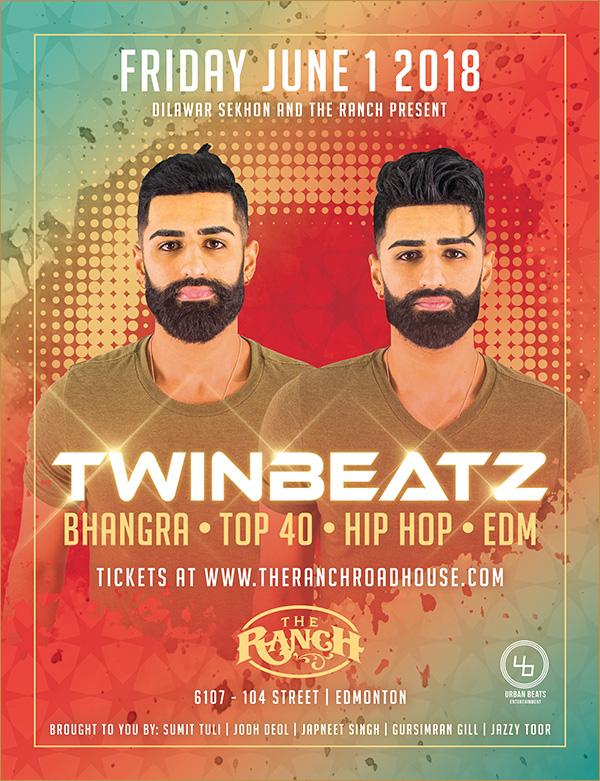 Twinbeatz at Edmonton