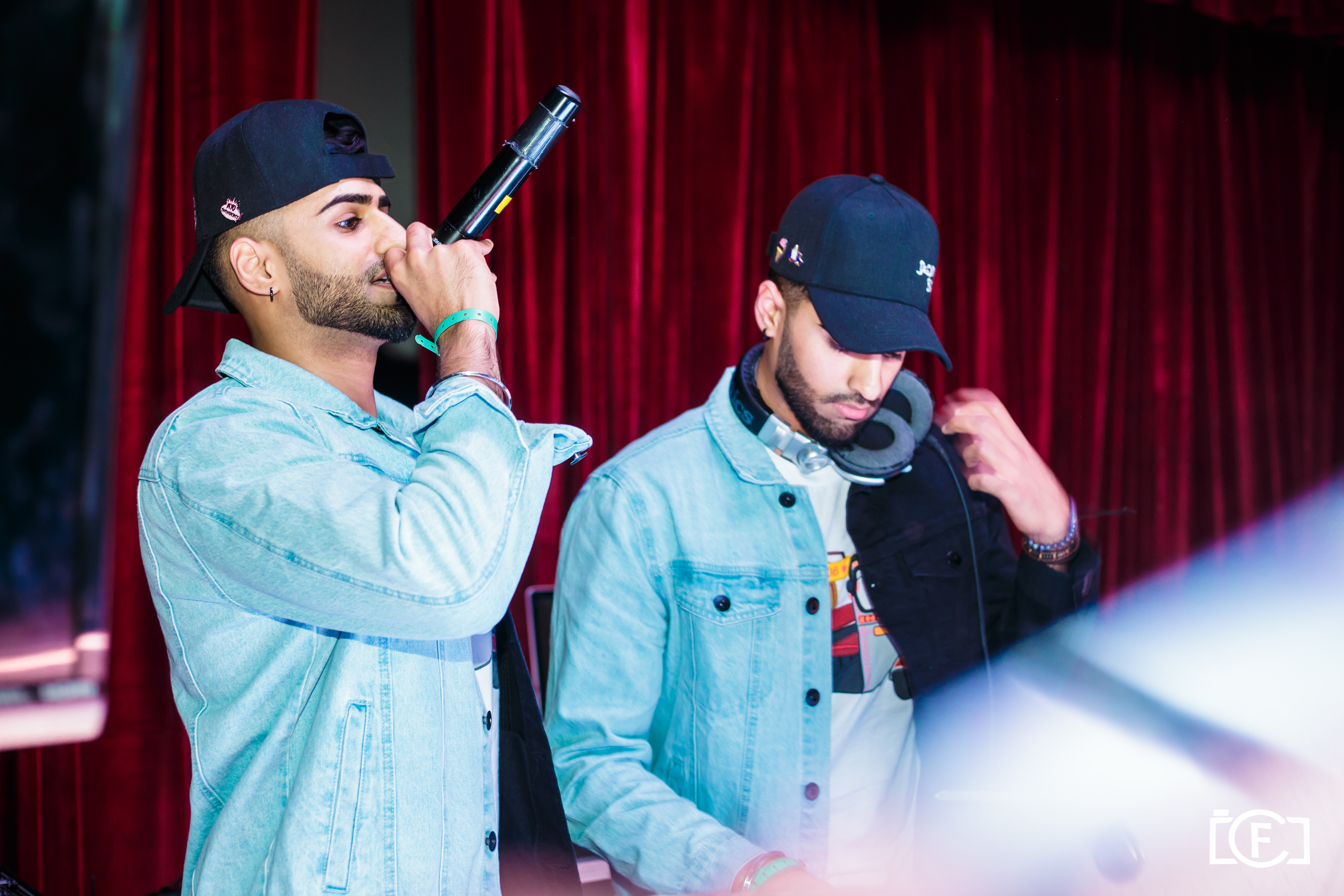 Twinbeatz Live at Rutgers 2k19