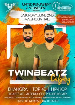 Twinbeatz at Calgary