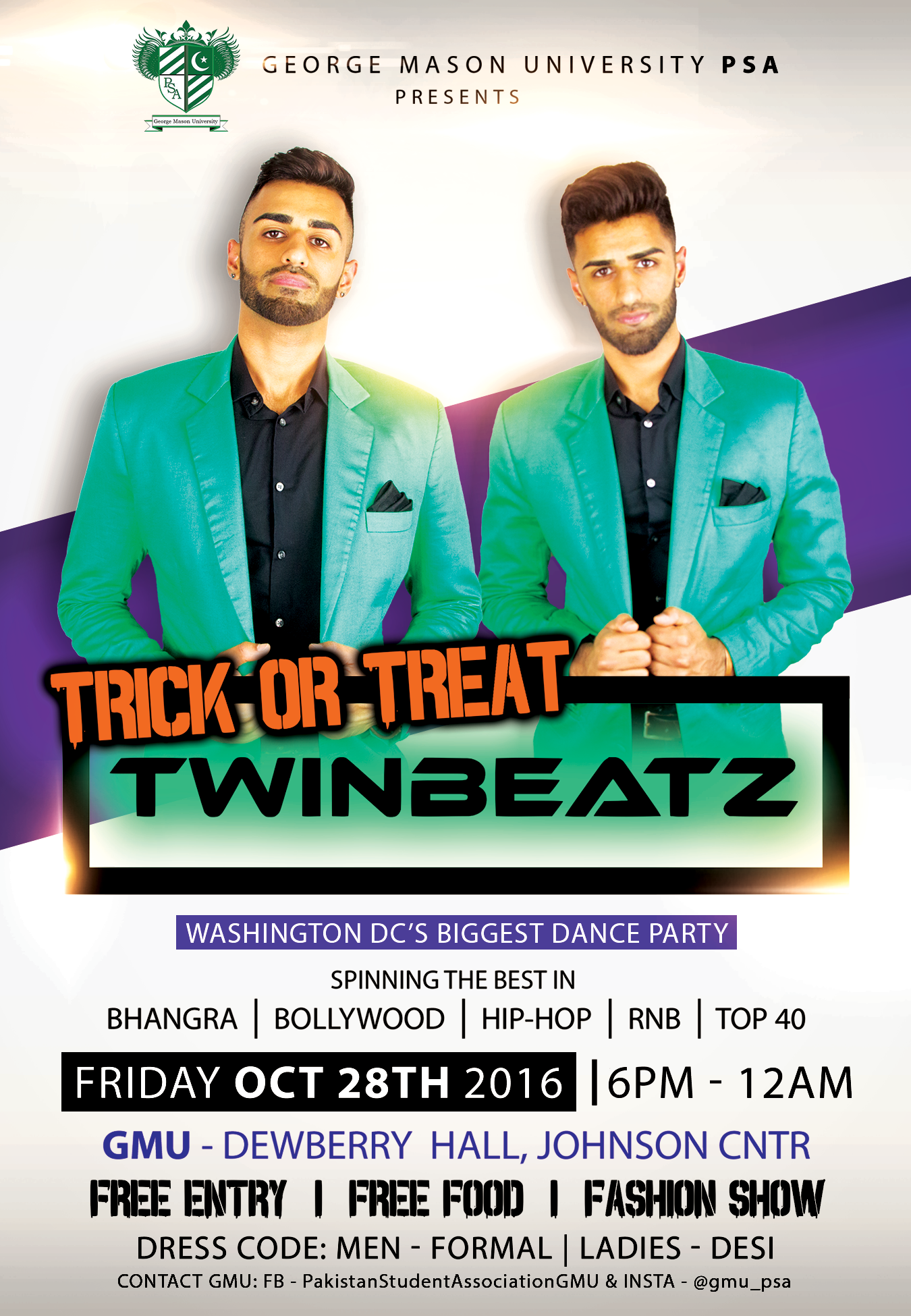 Trick or Treat Twinbeatz