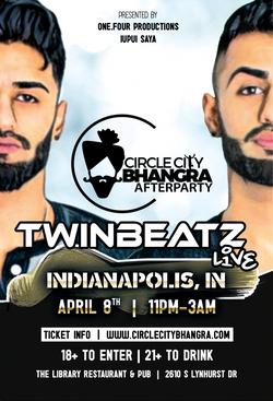 Twinbeatz Live at Indianapolis