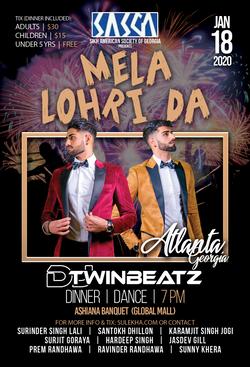 Mehla Lorhi Da Twinbeatz Atlanta
